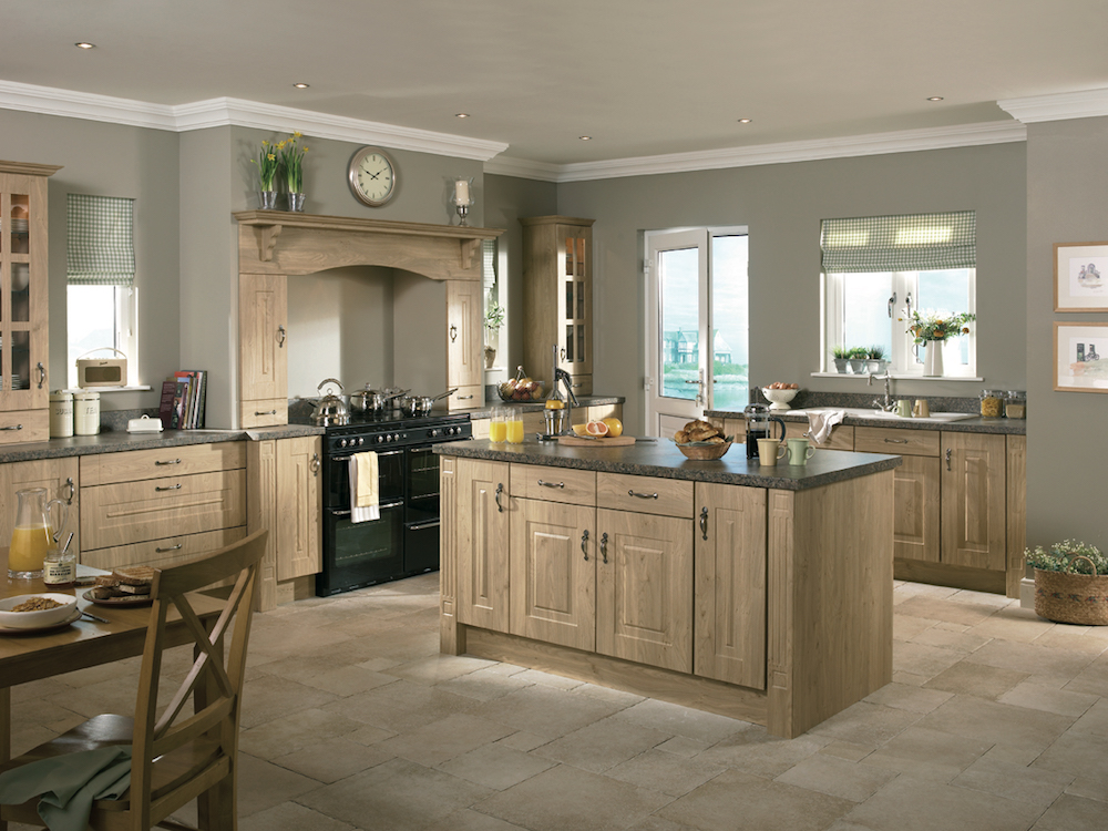 Leicestershire Country Style Kitchens
